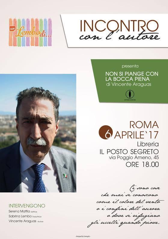 presentazione araguas italia