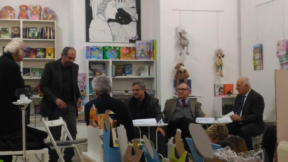 presentazione paolone libreria il posto segreto di roma 2017
