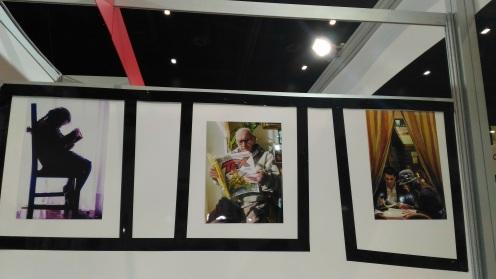 Expo fotografica Mille modi di leggere a cura di Giacomo Mearelli Nuvola dicembre 2017