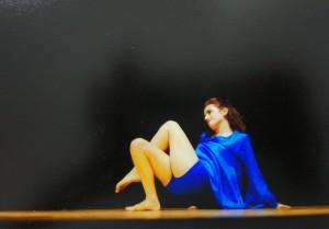 la ballerina giulia floccari