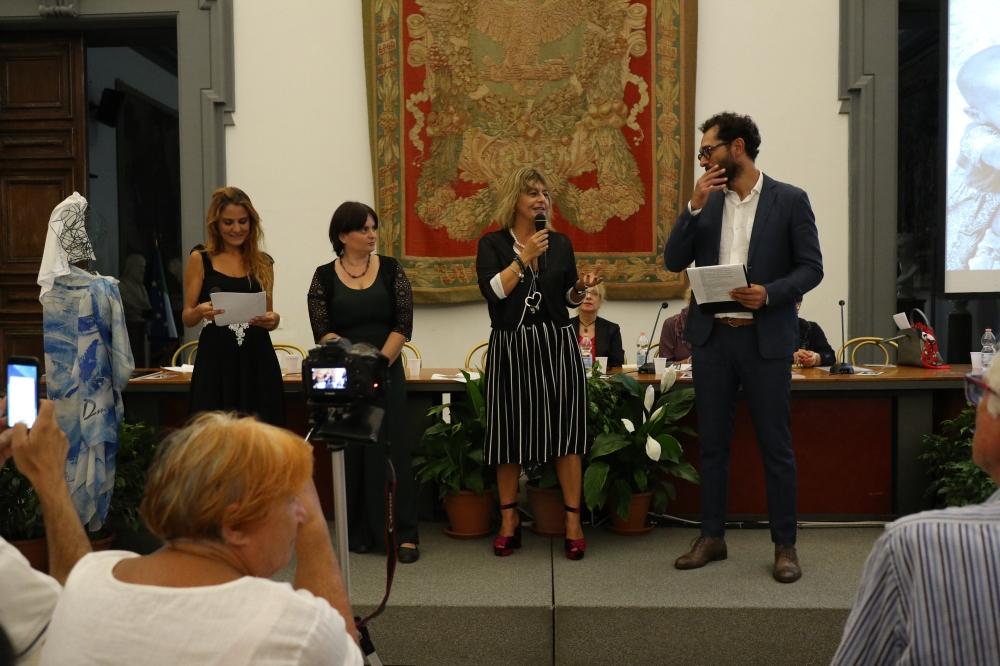 Serena Maffia Zanarella Arcangela Galluzzo Ros Altavilla Premio Italia Donna 2018 Campidoglio